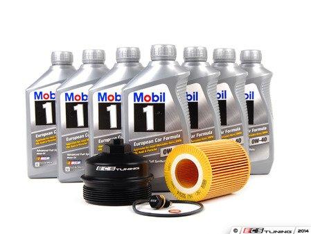 Assembled By Ecs M5xocim1kt Mobile1 Oil Change Kit