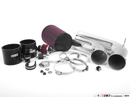 ES#2804335 - 000593ECS0106AKT - Luft-Technik Intake System - Polished - Engineered for extreme performance and show quality looks! - ECS - Volkswagen