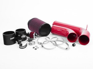 ES#2804342 - 000593ECS0203AKT - Luft-Technik Intake System - Wrinkle Red - Engineered for extreme performance and show quality looks! - ECS - Volkswagen