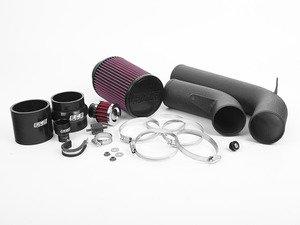 ES#2804339 - 000593ECS0202AKT - Luft-Technik Intake System - Wrinkle Black - Engineered for extreme performance and show quality looks! - ECS - Volkswagen