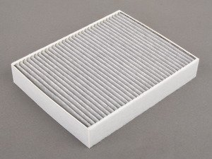 ES#2543126 - 64119237555 - Cabin Filter / Fresh Air Filter - Keep the air inside your vehicle fresh. - Genuine BMW - BMW