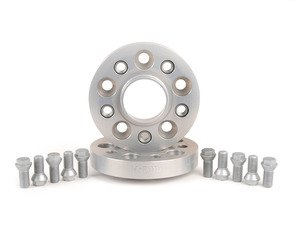 ES#1303592 - 50556659 - H&R DRA Series Wheel Spacers - 25mm (1 Pair) - Get a new set of spacers and widen the stance of your vehicle - H&R - Mercedes Benz