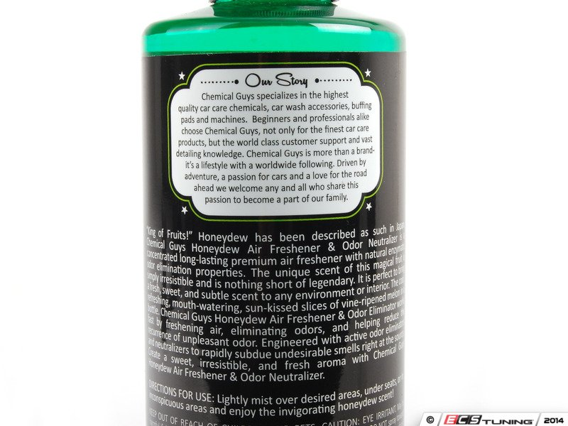 Chemical guys air22016 honeydew canteloupe premium air for Mercedes benz car air freshener