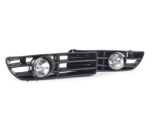 ES#2837299 - 1J0998011KT - Bumper Fog Light Kit - Without Euro Switch - Complete kit with everything you need, including bulbs. - ECS - Volkswagen