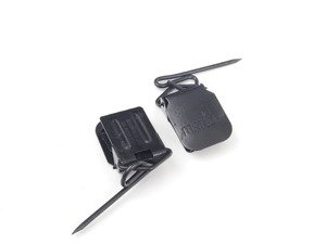 ES#1827651 - Q6680293 - Carpeted Floor Mat Set - Black - Genuine Mercedes Benz - Mercedes Benz