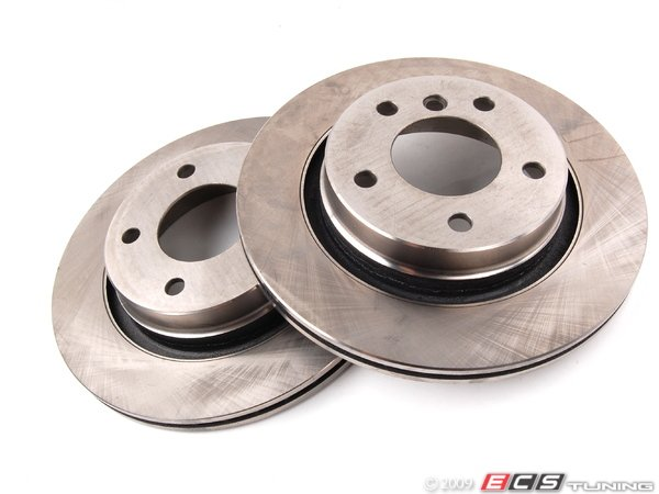 ES#259937 - e4634_10 - ECS RPS Kit - Rear, Brembo Rotors & PBR Ceramic Pads (NO LONGER AVAILABLE) - Everything you need to service your brakes in an afternoon. - Assembled By ECS -
