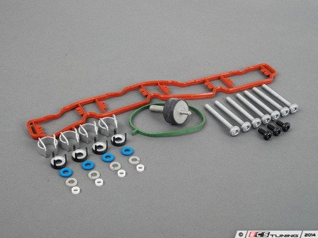 ES#2769981 - 06F129717DKT1 - Intake Manifold Installation Kit - Everything you need to remove and re-install your intake manifold - Assembled By ECS - Audi
