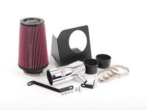 ES#2784457 - 69-9502TP - MK4 R32 Typhoon Short Ram Intake Kit - Polished - Great sound - increased power - K&N - Volkswagen