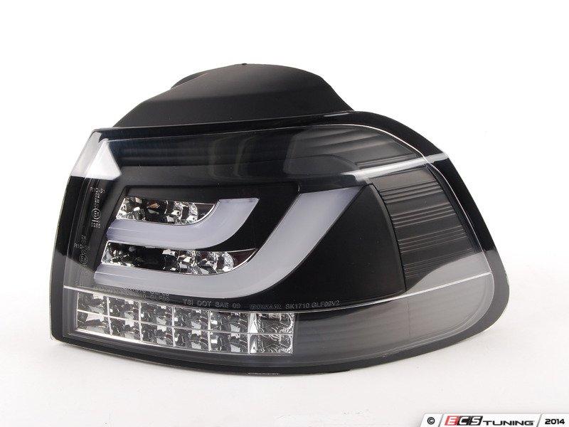 Ecs News Vw Mk6 Golf R Gti Tail Light Upgrades