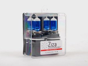 ES#261200 - ZZ9007BSPLWA -  Platinum White 9007 Halogen Bulb - Pair - Comparable to 7500k HID color for increased intensity & visual appeal - ZiZa - Audi Volkswagen