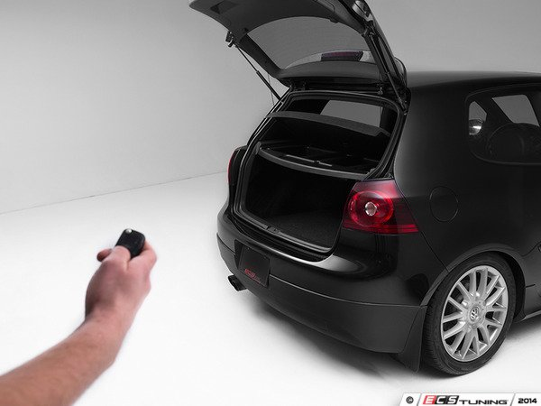 ES#1895197 - 5K0898004 - Hatch Pop Kit - Make your hatch pop open with a simple touch of your key fob - Assembled By ECS - Volkswagen
