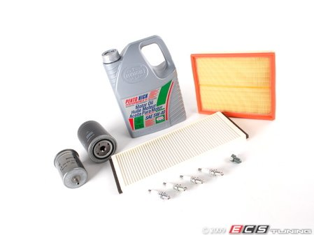 ES#259225 - B5PAWMEV40KSKBF - 40k Service Kit  - Everything you need to perform the recommended 40k mile service - Assembled By ECS - Audi Volkswagen
