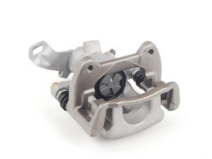 ES#2581759 - 34216785611KT - Brake Caliper With Carrier - Left Rear - Includes a $158.00 Core Charge - World Brake Resource - MINI