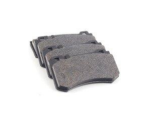 ES#2757825 - 003420622041 - Rear Brake Pad Set - Does not include brake pad wear sensor - Genuine Mercedes Benz - Mercedes Benz