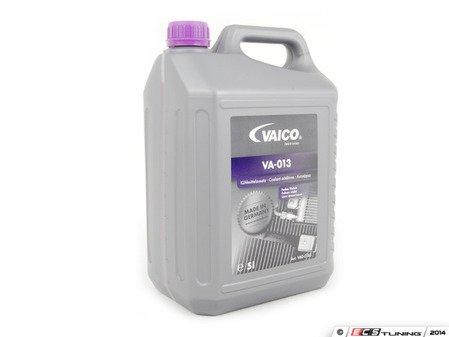 ES#2804352 - G013A8J1G - G13 Coolant - 5 Liter (1.32 Gallons) - Lilac OE specification lifetime coolant - Vaico - Audi Volkswagen