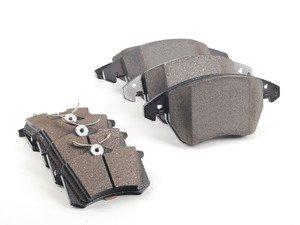 ES#2777856 - 5c0698151aKT - Brake Pad Kit - Front & Rear - Complete set of brake pads to service your vehicle - Genuine Volkswagen Audi - Volkswagen