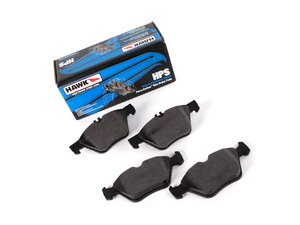 ES#1306267 - HB495F.756 - Front Brake Pad Set - HPS Compound - Does not include new brake pad wear sensors - Hawk - Mercedes Benz