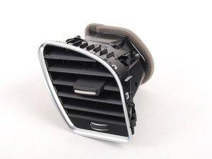 ES#2542397 - 8T1820902GWVF - Air Vent - Nero (Black) - Right - Adjustable air vent for the right dash - Genuine Volkswagen Audi - Audi