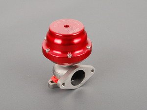 ES#2816848 - TIL-WGT-003Red - Tial 38mm Wastegate, 2 Bolt Flanged, (aka F38) - Red - 1.0 Bar Spring - Tial -