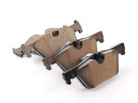 ES#2797897 - 34206873094 - Rear Brake Pad Set - Genuine brake pads direct from BMW - Genuine BMW - BMW