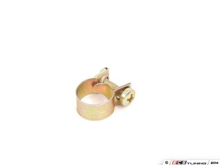 ES#1614407 - 0019976990 - Hose Clamp - Priced Each - OE Style Fuel Hose Clamp - Genuine Mercedes Benz - Mercedes Benz