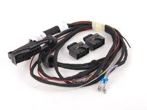 ES#1494397 - 99661298800 - Litronic Headlamp Wiring Harness - Retrofit harness for Xenon headlamps - Genuine Porsche - Porsche