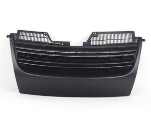 ES#2794988 - 009510BRP08 - Badgeless Grille - Black - Add a sleek custom touch to your MKV - ECS - Volkswagen