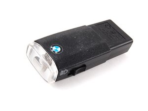 ES#175372 - 63316962052 - Rechargeable Flashlight - Found on the left side of the glove box - Genuine BMW - BMW