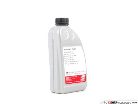 ES#2804244 - 54340394395 - Hydraulic Oil - 1 Liter - Used in convertible top system - Febi - BMW