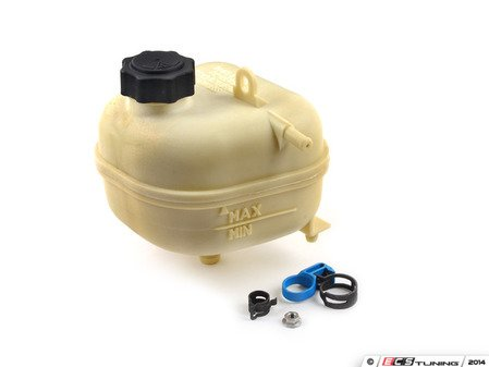 ES#2817121 - 17137529273KT1 - Cooling System Refresh Kit Expansion Tank Replacement - Cooper S/JCW - Includes everything you need to bolt on a brand new expansion tank - Assembled By ECS - MINI