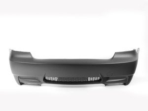 ES#2816800 - e92m3rr2 - M3 Style Rear Bumper Conversion - Dual Exhaust - New bumper to give your non-M the aggressive styling of the M3 - ECS - BMW