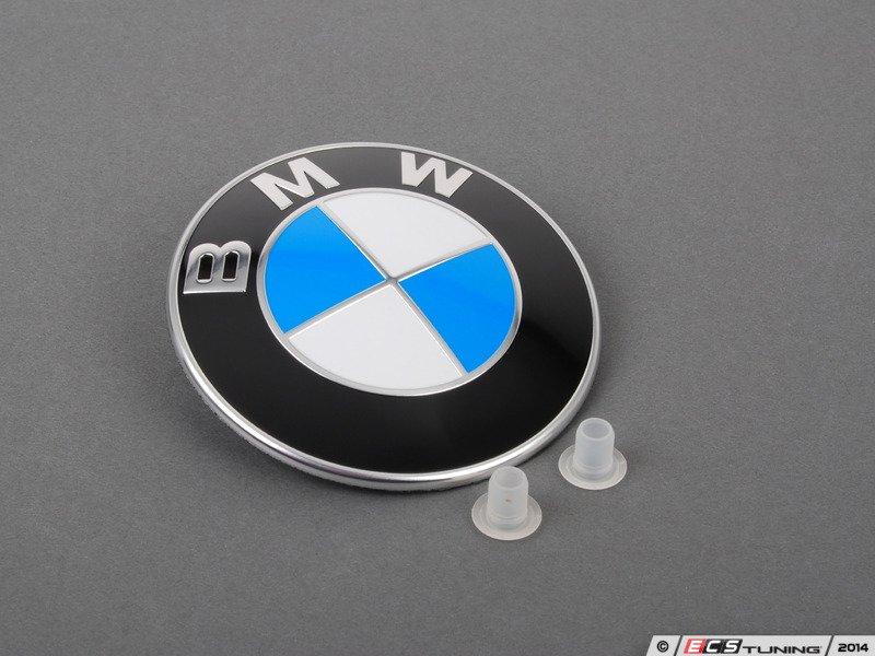 Genuine Bmw 51148132375kt2 Bmw Emblem Roundel With