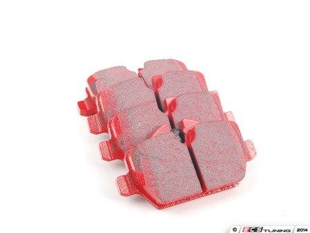 ES#2619801 - DP32102C - EBC Redstuff Ceramic Pads Set - Upgrade to EBC pads in your MINI - EBC - MINI