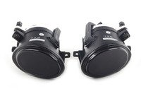 ES#2804821 - 010290ZIZ02A - Smoked Fog Light Set - Featuring smoked lenses for superior looks at all times! - ZiZa - BMW