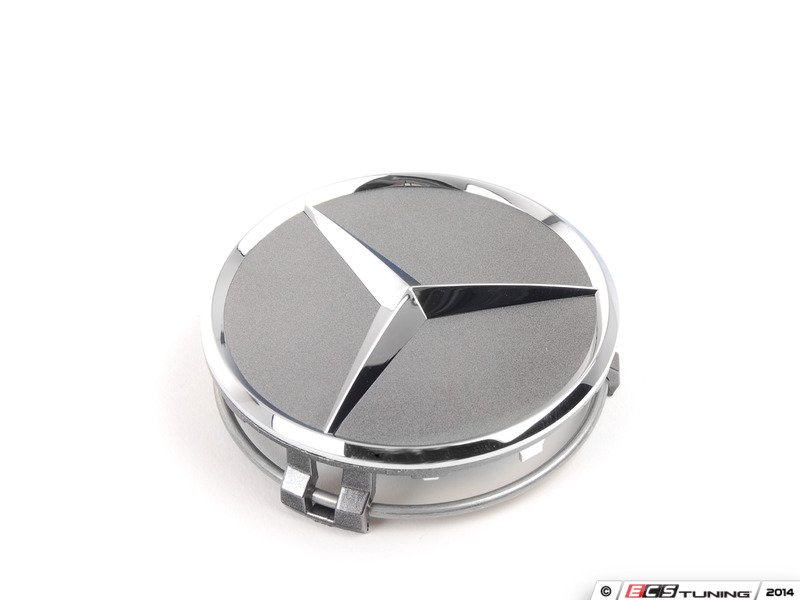 Genuine mercedes benz 22040001259771kt center cap for Mercedes benz hub caps