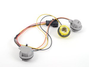 audi q7 3 0t tail light bulb holders page 1 ecs tuninges 398117 4l0945221b upper tail light wiring harness priced each fits