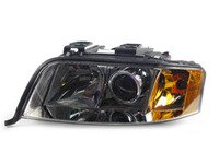 ES#370407 - 4B0941003BM - Xenon Headlight - Left - Includes all bulbs - Genuine Volkswagen Audi - Audi