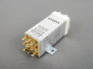 ES#2580674 - 0005406745 - Overload Protection Relay (OVP) - Includes new fuses - Stribel - Mercedes Benz
