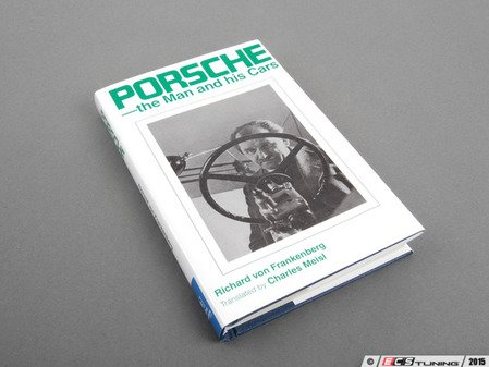 ES#2762866 - X329 - Porsche - The Man and His Cars - A history of Dr. Ferdinand Porsche and his automotive efforts - Bentley - Porsche