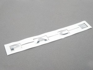 "ES#2642003 - 51149811765 - ""Pace"" Model Lettering For Paceman - Mounts to the trunk lid  - Genuine MINI - MINI"