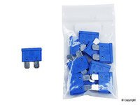 ES#7698 - at015-10 - Standard Blade Style Fuse-15 Amp - Pack of 10 ATO style fuses - Flosser - Audi BMW Volkswagen MINI Porsche