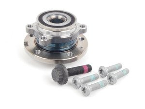 ES#2738663 - 5K0498621 - Wheel Bearing/Hub Assembly - Priced Each - Fits the left and right side - FAG - Audi Volkswagen