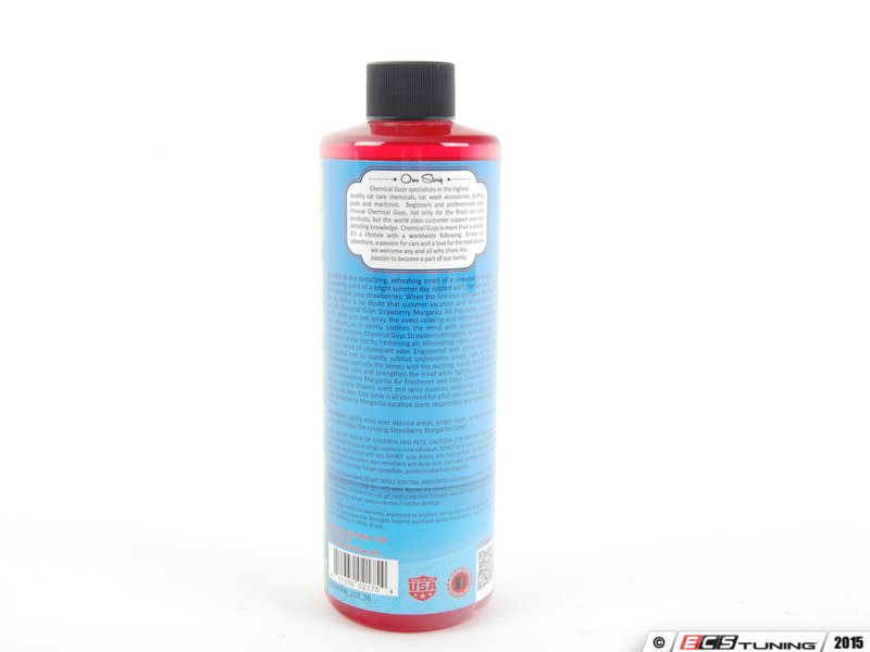 Chemical guys air 223 16 strawberry margarita premium for Mercedes benz car air freshener