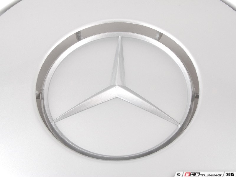 Genuine mercedes benz 2014010224 wheel cover for Mercedes benz wheel covers