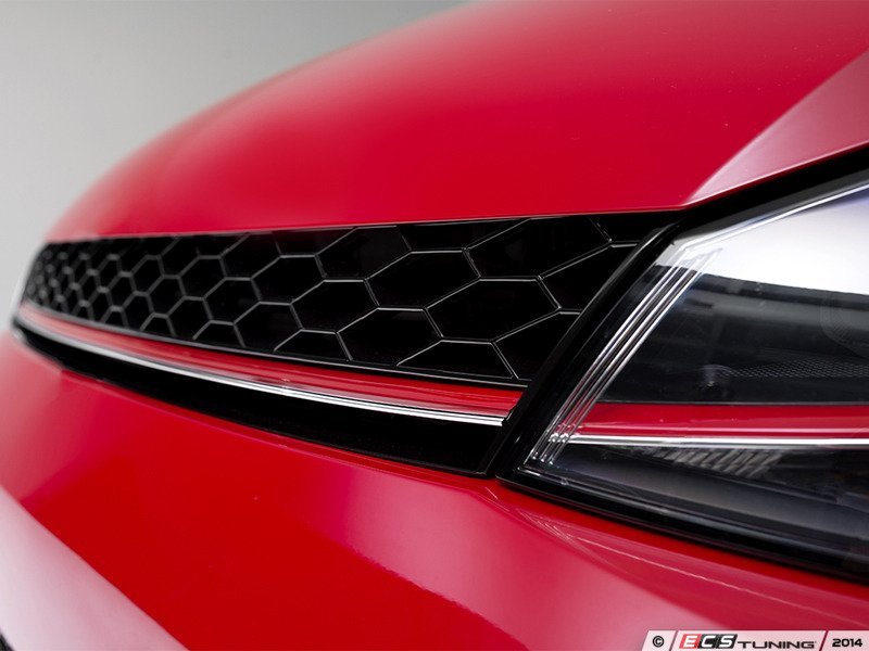... ES#2794986 - 009510BRP06 - GTI Badgeless Lighting Package Grille - With Red Strip ... & ECS - 009510BRP06 - GTI Badgeless Lighting Package Grille - With ... azcodes.com