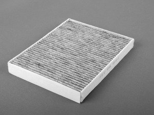 ES#2580739 - 95557221910 - Cabin Filter - Activated charcoal filter for clean air inside your vehicle - Helsa - Porsche
