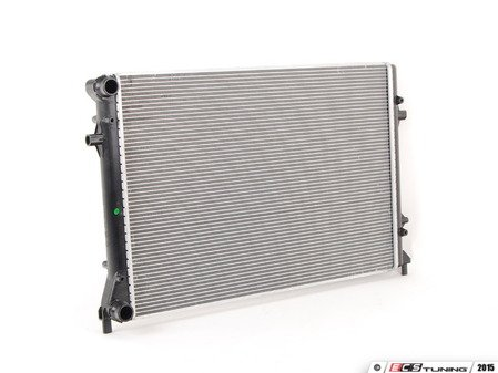 ES#2794848 - 5K0121253C - Radiator - Keep your engine running cool with a new radiator - Behr - Audi Volkswagen