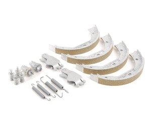 ES#2596088 - 34212213313 - Brake Shoe Repair Kit - Everything you need to service your brake shoes - Genuine BMW - BMW