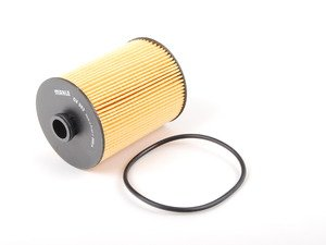 ES#2823243 - 03H115562 - Oil Filter - Priced Each - Filter out unwanted oil contaminants - Mahle - Volkswagen Porsche
