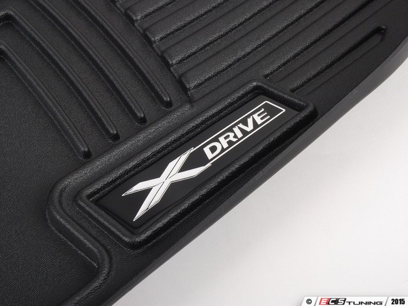 es2537715 all weather floor mats black for front floor